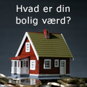 Hvad er din bolig værd reklame
