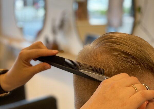 Salon Haenel herreklip - Din frisør i Vojens og omegn